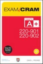 Exam Cram: CompTIA a+ 220-901 and 220-902 Exam Cram by David L. Prowse (2016,...