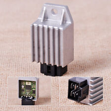 12V 4Pin Voltage Regulator Rectifier fit for GY6 50cc to 150cc Moped Scooter ATV