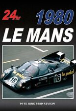 Le Mans 1980 - Review (New DVD) The Worlds greatest 24 Hour Endurance race Inkx