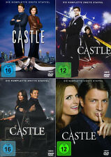 Castle - Die komplette 1. - 4. Staffel (Nathan Fillion)              | DVD | 255