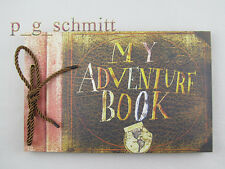 UP My adventure book, Photo album Hand Made Movie theme lover 40 pages Scrapbook
