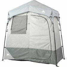 Portable Camping Shower Tent Instant Outdoor Changing Shelter Door 2 Room