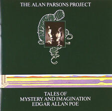 CD-The Alan Parsons Project-Valle of Mystery and Imagination - #a1608