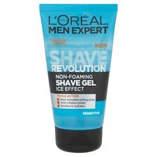 L'Oréal Men Expert Shave Revolution Ice Effect Non-Foaming Shaving Gel 150ml