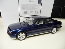 1:18 Otto Mobile BMW M5 E34 blau Limited Edition NEU NEW