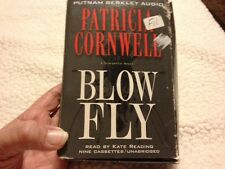 Blow Fly by Patricia Cornwell (2003, 9Cassettes, Unabridged)buy5 mix/match1 Free