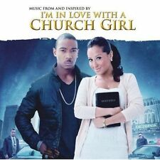 I'm In Love With A Church Girl (Soundtrack) (SEALED CD 2013) Gap Band Ja Rule