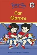Ladybird Hardback Book - Topsy & Tim - Car Games