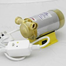 High Quality 90W Shower Booster Hot Cold Water Pump