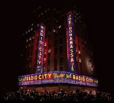 JOE BONAMASSA LIVE AT RADIO CITY MUSIC HALL CD & DVD ALL REGIONS NTSC NEW