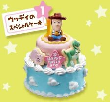 Re-ment Disney Pixar Toy Story Party Mini Happy Birthday Cake 01