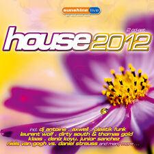 CD House 2012 de Various Artists 2CDs