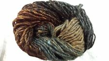 Noro Silk Garden #47 Brown/Tan/Grey 50g