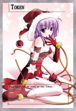 YUGIOH Sexy Anime Orica Token Anime Girl   # 214