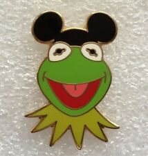 Disney Pin - Muppets with Mouse Ears - Mini Pin Boxed Set - Kermit Only