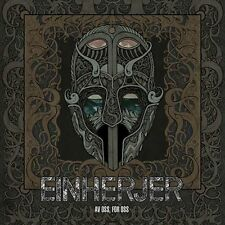 Einherjer - Av Oss, For Oss CD 2014 Viking metal Norway Indie Recordings