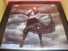 "Natalie Cole Dangerous 12"" Vinyl Record Album 90270-1 VG Condition 1985 Disco"