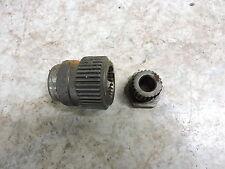 07 Suzuki AN650 A AN 650 Burgman scooter drive gears