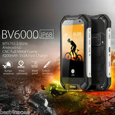 "Blackview BV6000 4G Waterproof Smartphone Android Octa cores 4.7"" 3GB/32GB 13MP"