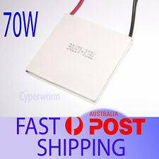 12v Peltier Module Thermoelectric Cooler 6A 70W