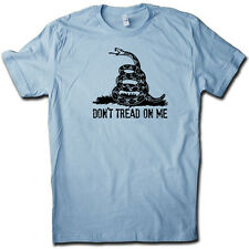 DON'T TREAD ON ME T-Shirt - Cool American Revolurion & Metallica Fanatic T-SHIRT