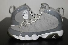 "Air Jordan 9 Retro (GS) ""Cool Grey"" Sz 4y"