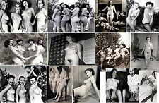 """VINTAGE 1940'S HAIRY CUTIES COLLAGE""   8 X 10 GLOSSY COLLAGE"