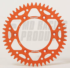 KTM EXC 125 04 - 10 Supersprox Motocross Rear Aluminium Sprocket Orange 42 Teeth