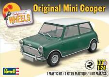 Revell 1/24 Original Mini Cooper Plastic Model Kit 85-4035