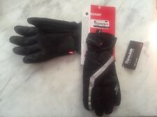 New Specialized Radiant Winter Glove Size XS Charcoal Thinsulate