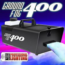 Adkins Professional lighting 400 Watt Ground Fogger - Low Lying Fog - Great for