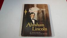 A Discovery Book Abraham Lincoln by Anne Colver 1960