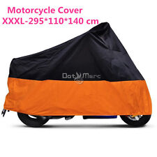 XXXL Motorcycle Outdoor Cover for Harley Ultra Tour Glide Electra Glide Classic