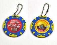 Coca-Cola Porte-clés du Japon porte-clés FIFA World Cup 2006 Équateur