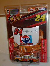 RARE#24 JEFF GORDON DUPONT+PEPSI CHALLENGER 2009 HOOD SERIES WINNERS CIRCLE 1/64