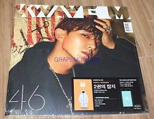 KWAVE M K-WAVE M LEE JOON GI HYOYEON KOREA STAR MAGAZINE 2016 DEC DECEMBER NEW