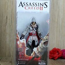 "Assassin's Creed 2 EZIO AUDITORE DA FIRENZE 7"" inch Action Figure Neca 2010"