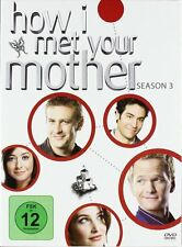DVD - How i met your mother - Season 3, 3 DVDs