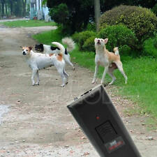 Anti-Bark Ultrasonic Aggressive Dog Pet Repeller Barking Stopper Deterrent Train