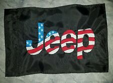 Custom JEEP USA Safety Flag  for ATV UTV Bike Jeep Dune Whip Pole
