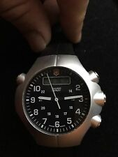 SWISS ARMY VICTORINOX CHRONO RELOJ, WATCH MEN QUARTZ