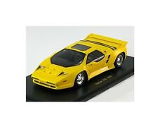 VECTOR W8 1991 YELLOW S0796 Spark 1:43 New!
