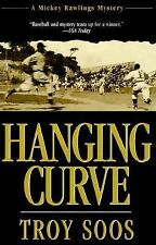 1999-10-01, Hanging Curve (Mickey Rawlings Baseball Mysteries), , Excellent, --