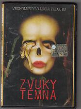 LUCIO FULCI - zvuky temna (sette note in nero) - DVD