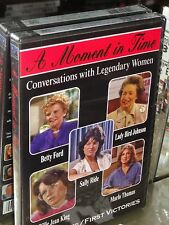 Conversations with Legendary Women - First Ladies / First Victories (DVD) NEW!