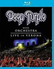 Deep Purple with Orchestra: Live in Verona (Blu-ray Disc, 2014)