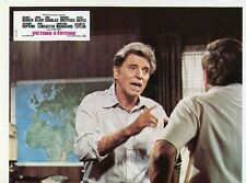 BURT LANCASTER VICTORY AT ENTEBBE 1976 VINTAGE LOBBY CARD #1
