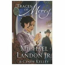 Traces of Mercy (Thorndike Press Large Print Christian Historical Fiction)