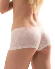 CROOTA Womens Underwear, BoyshortS, Seamless, Low Rise, Panty, Undies, MEDIUM