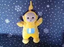 "LARGE TY LALA TELETUBBIE 13"" TALL SOFT PLUSH TOY EXCELLENT CONDITION"